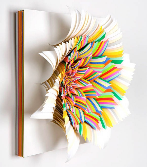 Paper Sculptures 1