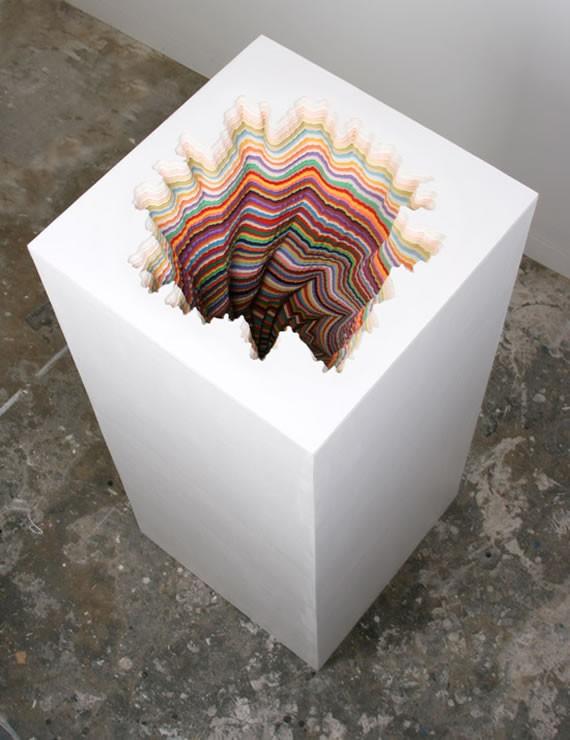 Paper Sculptures 2