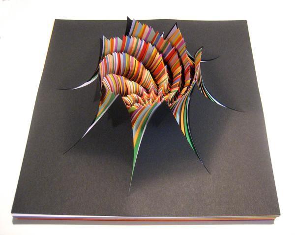 Paper Sculptures 5
