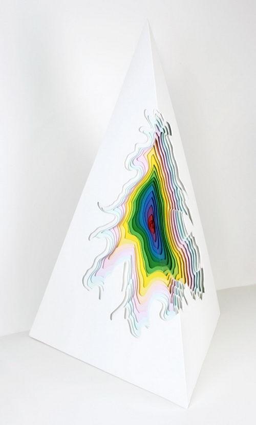 Paper Sculptures 7