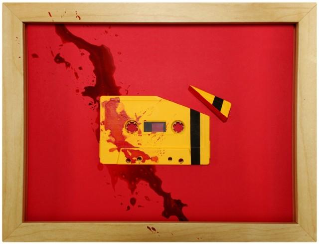 Cassette Art 1