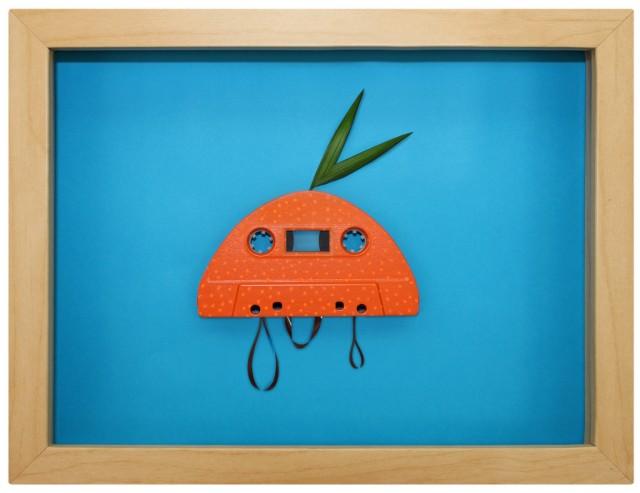 Cassette Art 7
