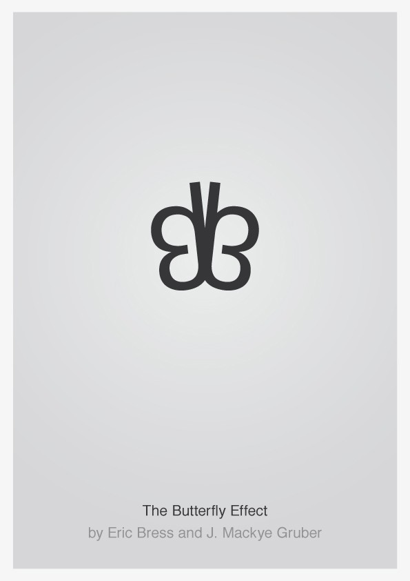 Minimalist Typographic Movie Posters 5