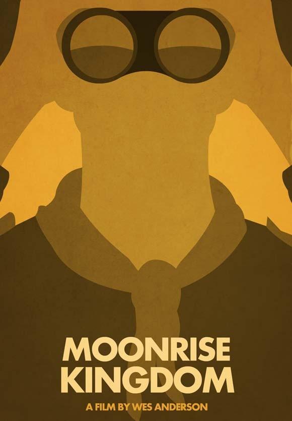 Moonrise Kingdom Fanart Posters 1