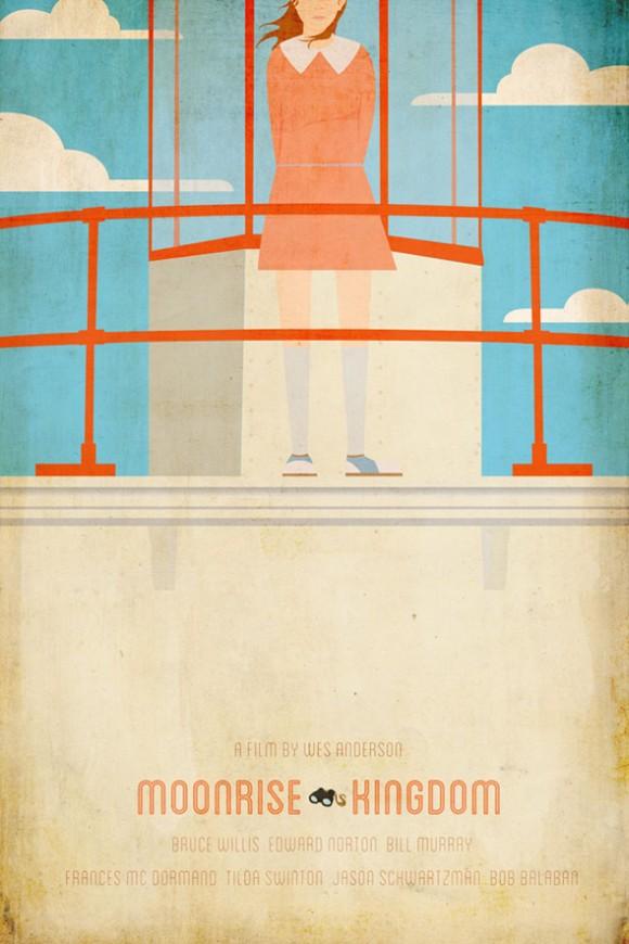 Moonrise Kingdom Fanart Posters 2