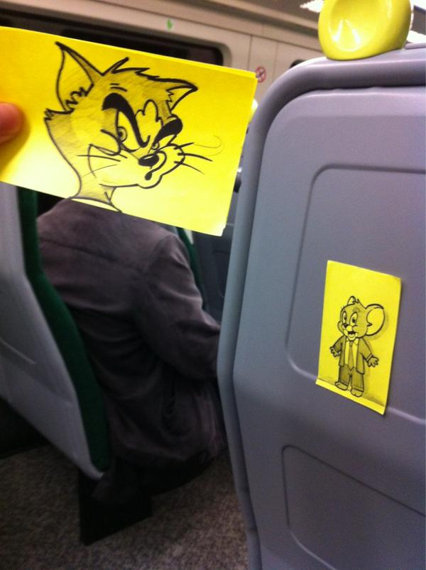 Funny Doodle Characters 1