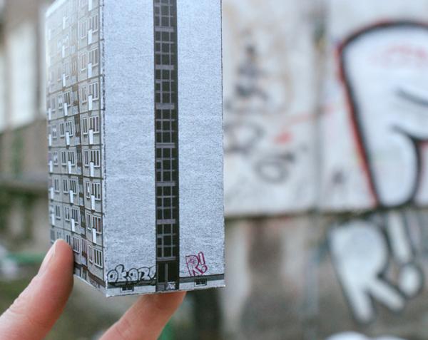 Papier-Warschau 8
